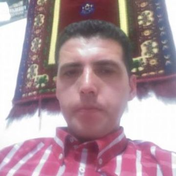 Ayhan Kaya, 31, Eskisehir, Turkey