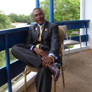 Henry Johnson, 38, Accra, Ghana