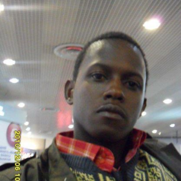 sulaiman sow, 27, Conakry, Guinea