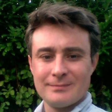 Michael Chouteau, 39, Vendome, France
