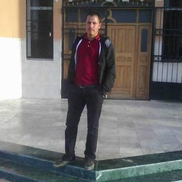 Amin Amin, 34, Djelfa, Algeria