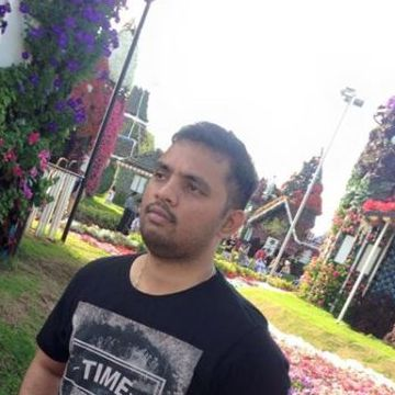 Anjan Kumar, 30, Dubai, United Arab Emirates
