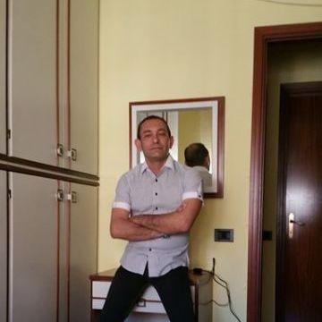 Piero Balzano, 45, Rome, Italy