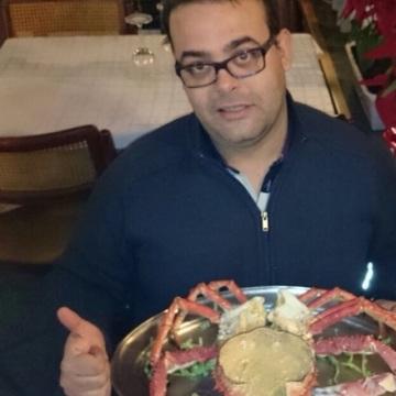 Ramiro Iserte Sanchez, 36, Valenciennes, France