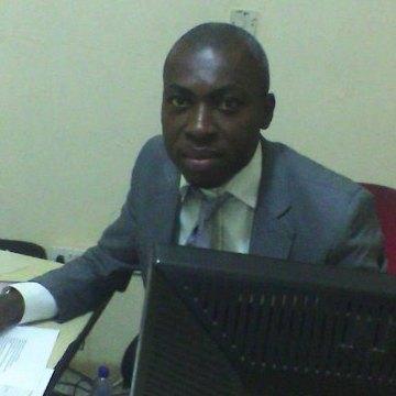 REGINALD CADBURY, 42, Accra, Ghana