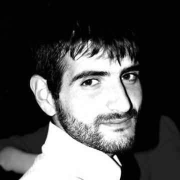 Khachik Aghoyan, 27, Vanadzor, Armenia
