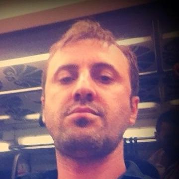 Muharrem Topcu, 40, Istanbul, Turkey