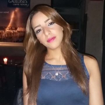 Amina, 25, Casablanca, Morocco