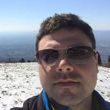 Michele Cortese, 37, Vicenza, Italy