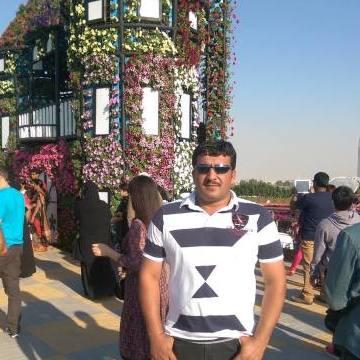 Shahzaib Malik, 37, Dubai, United Arab Emirates