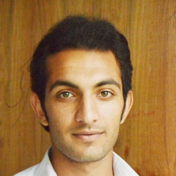Shahnawaz Khan, 22, Mingaora, Pakistan