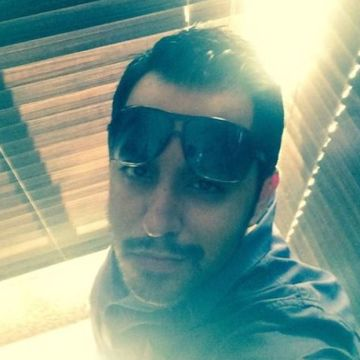 Hammad Bukhari, 32, Dubai, United Arab Emirates