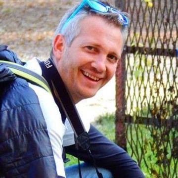 Riccardo Mufato, 41, Belluno, Italy