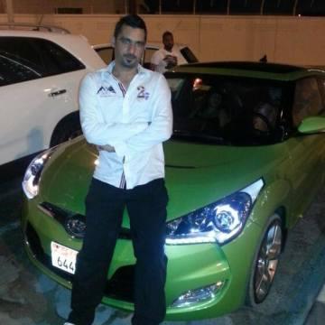 Khalid Khalood, 34, Abu Dhabi, United Arab Emirates