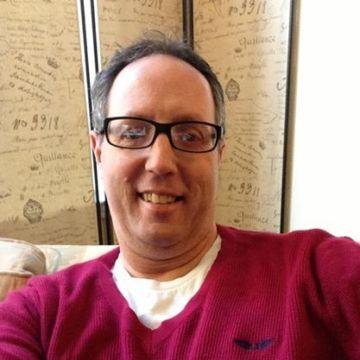 Mark William, 54, Buffalo, United States