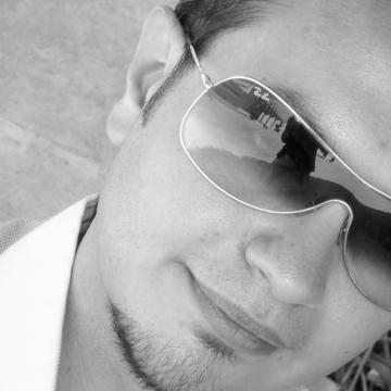 Mahmoud Qeshreh, 27, Istanbul, Turkey