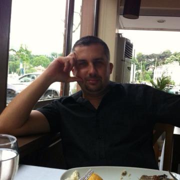 Levent Ikizoğlu, 39, Istanbul, Turkey