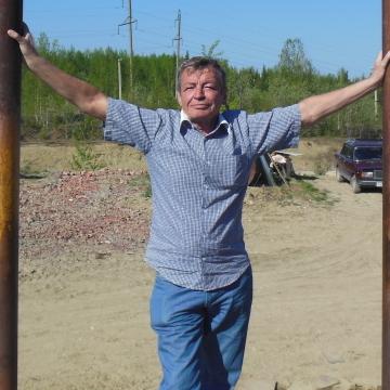 Юрий, 64, Uhta, Russia