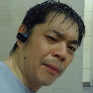 Atsushi Yamada, 44, Jakarta, Indonesia