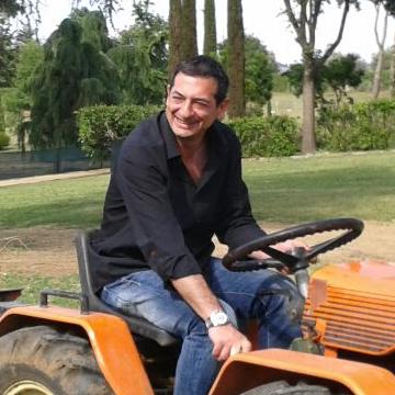 Nicola Perfetto, 46, Rome, Italy
