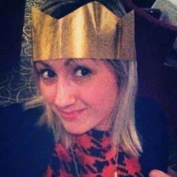 Victoria Atroshchanka, 35, Stockholm, Sweden