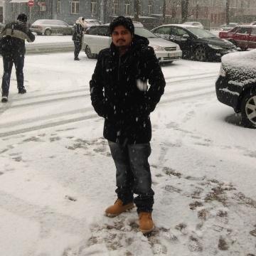 Raju Meher, 25, Kharkov, Ukraine