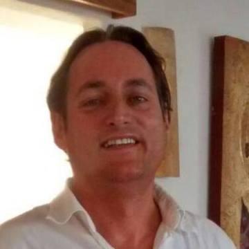 Tjeerd Geerts, 48, Benisa, Spain