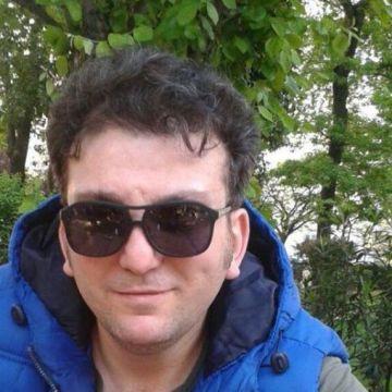 Murat Us, 36, Istanbul, Turkey