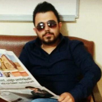 Recep Muhsin Karakuş, 27, Istanbul, Turkey