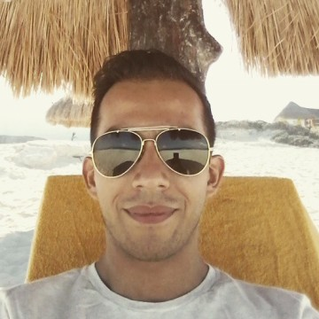 Daniel Lopez, 31, Cancun, Mexico