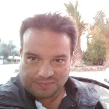 Alejandro Gutierrez, 41, Santiago, Chile