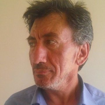 Mustafacengiz Akay, 51, Istanbul, Turkey