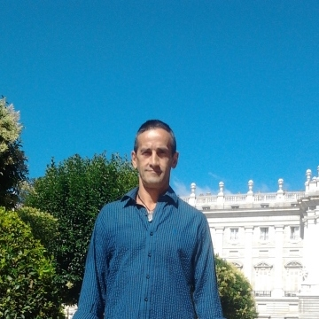 Francisco Ruiz Lopez, 51, Arroyomolinos, Spain