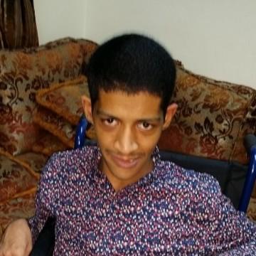 ahmed Doman, 21,