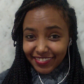 Rahwa Gebrehiwot, 22, Barcelona, Spain