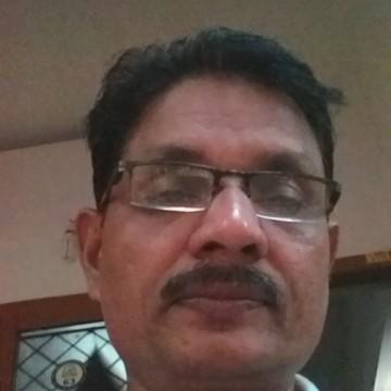 Jayarajan Muthuvat, 53, Kozhikode, India