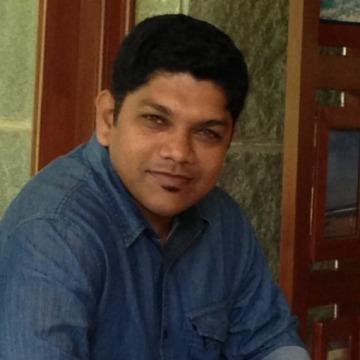 madhu jackson, 35, Chennai, India
