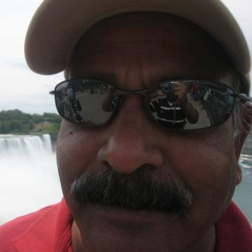 Shansnrmp Sivashanmugam, 60, Chennai, India