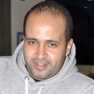 faisal, 40, Sharm El-sheikh, Egypt