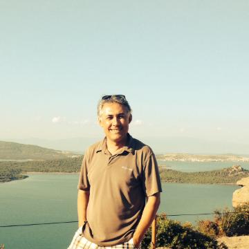 Önder Yıldız, 46, Izmir, Turkey