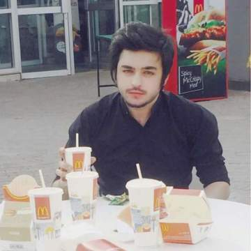 Shehzad, 20, Islamabad, Pakistan
