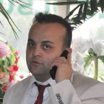 SERKAN SAYGILI, 36, Gaziantep, Turkey