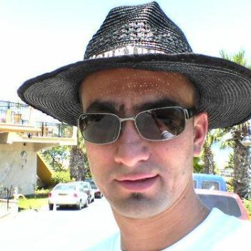 Ali M, 36, Istanbul, Turkey
