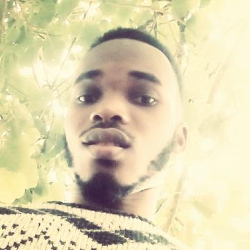 Roland Madison, 26, Lagos, Nigeria