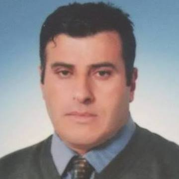 Hüseyin Eren, 44, Ankara, Turkey
