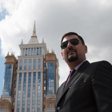sinan, 37, Voronezh, Russia