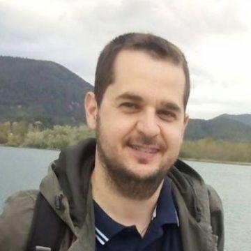 David Manuel, 35, Granada, Spain