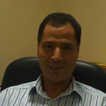 Aly, 46, Cairo, Egypt