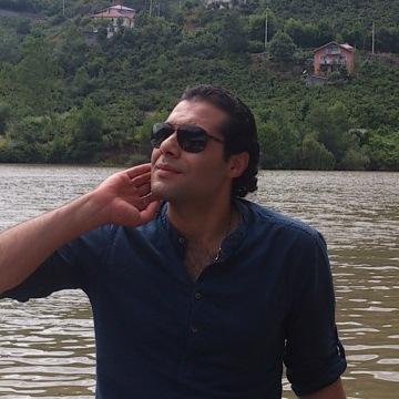 Morteza Ojaghloo, 30, Trabzon, Turkey