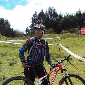 Nelson Fernandez, 44, Bogota, Colombia